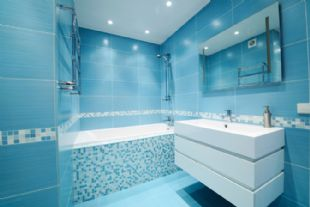Reforme o banheiro sem gastar muito